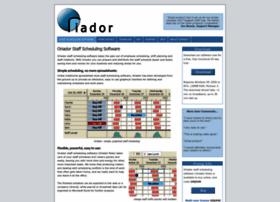 oriador-staff-scheduling.com