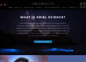 orielscience.co.uk