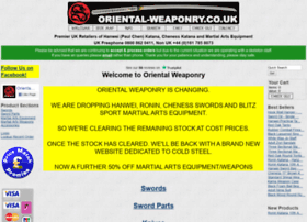 oriental-weaponry.co.uk