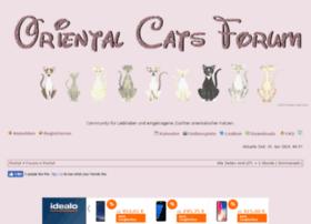 orientalcats-forum.de
