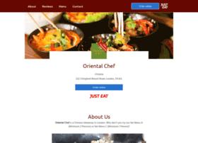 orientalchefe4.co.uk