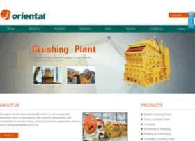 orientalcrusherplant.com