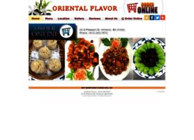 orientalflavoramherst.com