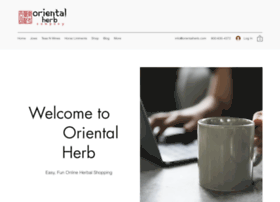 orientalherb.com