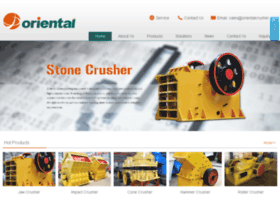 orientalstonecrusher.com