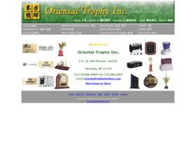 orientaltrophy.com