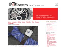 orientalwatchsite.com