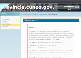 orientamento.provincia.cuneo.it