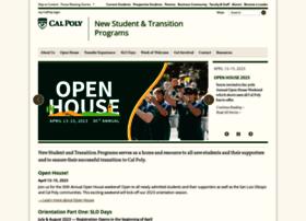 orientation.calpoly.edu
