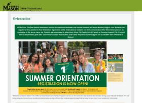 orientation.gmu.edu
