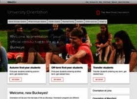 orientation.osu.edu