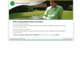 orientation.spsu.edu