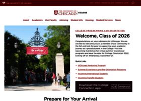 orientation.uchicago.edu