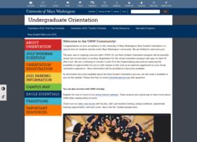 orientation.umw.edu