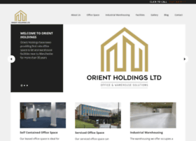 orientholdings.com