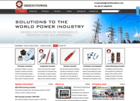 orientinsulators.com