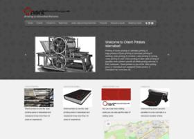 orientprinters.com