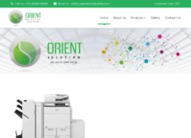 orientsolution.com