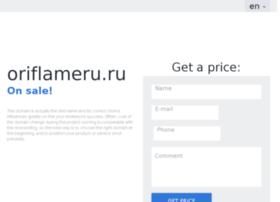 oriflameru.ru