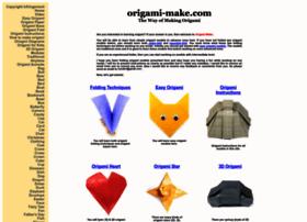 Origami-make.com