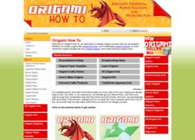 Origamihowto.com