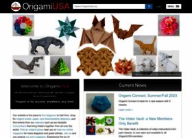 origamiusa.org