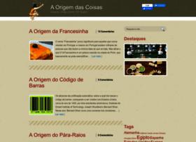 origemdascoisas.com