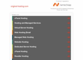 Original-hosting.com