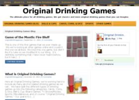 originaldrinkinggames.com