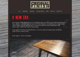 Originalfinish.com.au