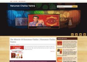 originalhanumanchalisayantra.blogspot.in
