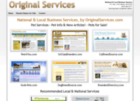 originalservices.com