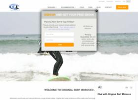 originalsurfmorocco.com