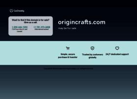 origincrafts.com