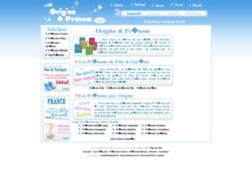 origineprenom.fr