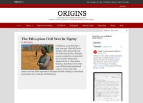 origins.osu.edu