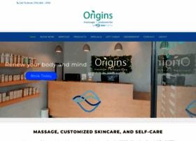 originsmassage.com