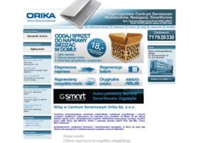 orika.pl