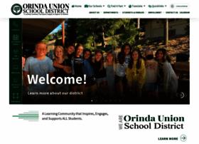 orindaschools.org