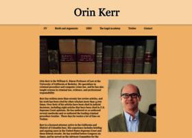 orinkerr.com