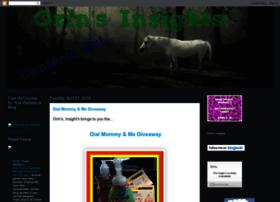 Orinsinsights.blogspot.ca