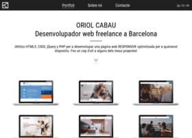 oriolcabau.com
