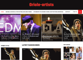 oriole-artists.com