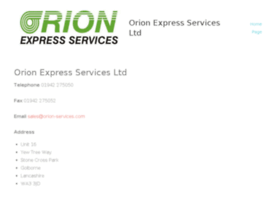 orion-services.co.uk