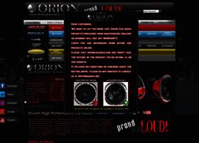 orioncaraudio.com