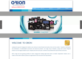 orionelectronics.co.uk