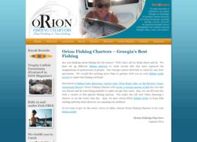 orionfishingcharters.com