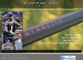 orionlacrosse.com
