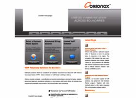 Orionox.com