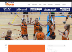 orionvolleybal.nl
